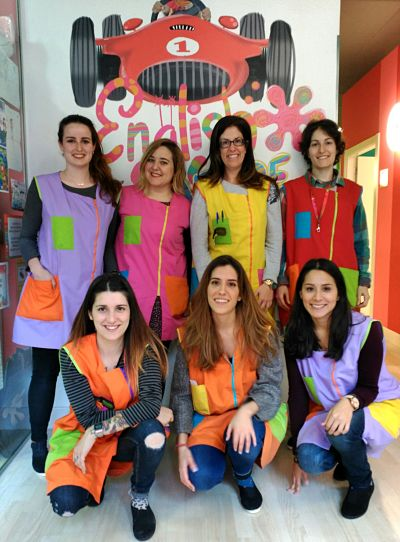 Kids&Us Algorta Teachers